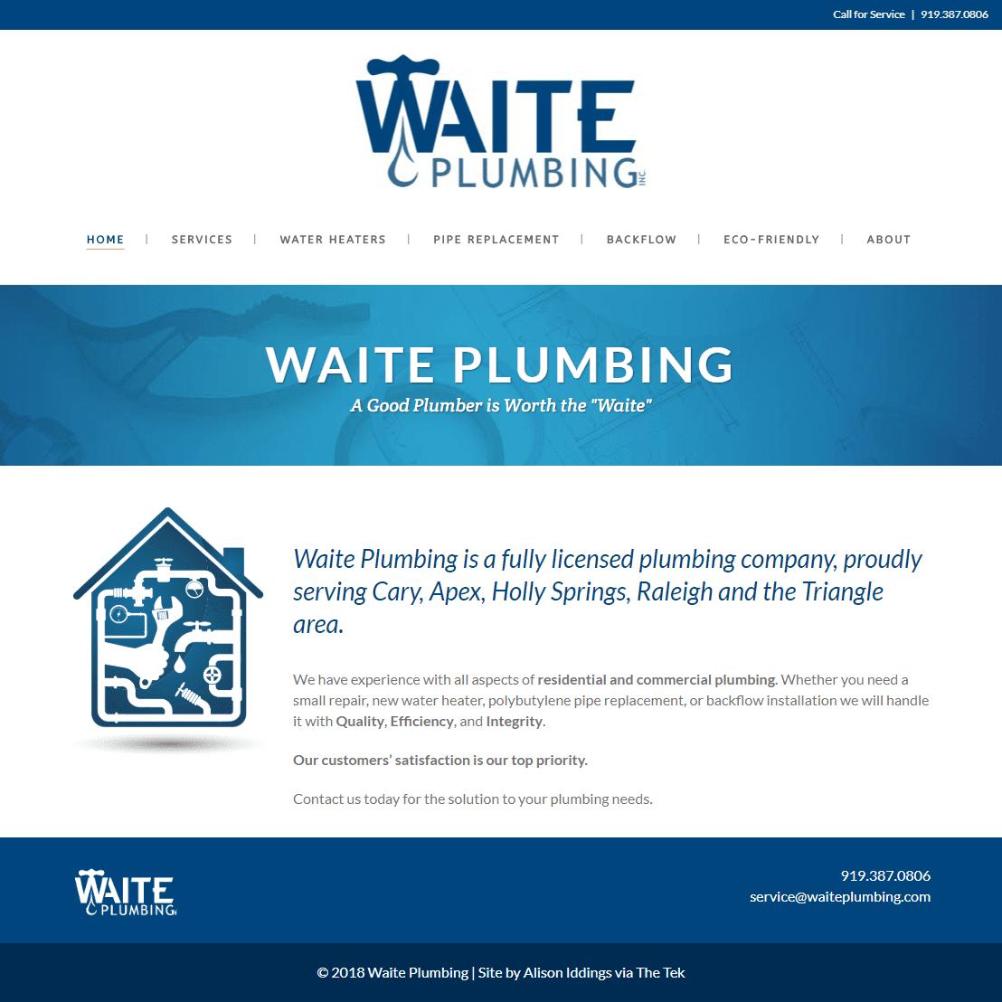 Waite Plumbing